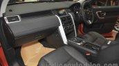 Land Rover Discovery Sport interior at the 2015 Gaikindo Indonesia International Motor Show (2015 GIIAS)
