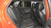 Land Rover Discovery Sport rear seat at the 2015 Gaikindo Indonesia International Motor Show (2015 GIIAS)