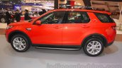 Land Rover Discovery Sport side at the 2015 Gaikindo Indonesia International Motor Show (2015 GIIAS)