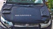Mahindra S101 interiors spied