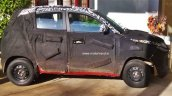 Mahindra S101 side interiors spied