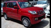 Mahindra TUV300 front three quarter (1) spotted up close
