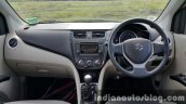 Maruti Celerio ZDI (O) DDiS 125 dashboard review