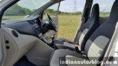 Maruti Celerio ZDI (O) DDiS 125 front cabin left review