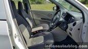 Maruti Celerio ZDI (O) DDiS 125 front cabin review