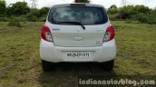 Maruti Celerio ZDI (O) DDiS 125 rear low review