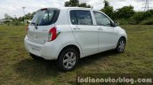 Maruti Celerio ZDI (O) DDiS 125 rear quarter review