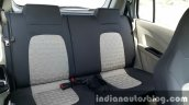 Maruti Celerio ZDI (O) DDiS 125 rear seats review