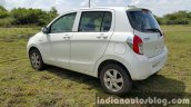 Maruti Celerio ZDI (O) DDiS 125 rear three quarter (1) review