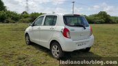 Maruti Celerio ZDI (O) DDiS 125 rear three quarter left review