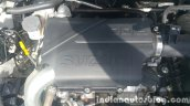 Maruti Celerio ZDI (O) DDiS 125 review engine cover