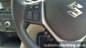 Maruti Celerio ZDI (O) DDiS 125 steering buttons review