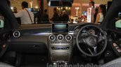 Mercedes GLC dashboard at the Indonesia International Motor Show 2015