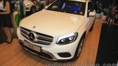 Mercedes GLC front three quarter left at the Indonesia International Motor Show 2015