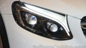 Mercedes GLC headlamp at the Indonesia International Motor Show 2015