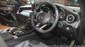 Mercedes GLC interior at the 2015 Gaikindo Indonesia International Auto Show