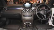 Mercedes GLC interior at the Indonesia International Motor Show 2015