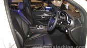 Mercedes GLC interior front at the Indonesia International Motor Show 2015