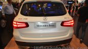 Mercedes GLC rear at the Indonesia International Motor Show 2015