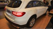 Mercedes GLC rear three quarter at the Indonesia International Motor Show 2015