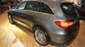 Mercedes GLC rear three quarter left at the 2015 Gaikindo Indonesia International Auto Show