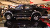 Mitsubishi Triton Exceed black side at the Gaikindo Indonesia International Auto Show 2015 (GIIAS 2015)