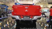 Mitsubishi Triton Exceed rear at the Gaikindo Indonesia International Auto Show 2015 (GIIAS 2015)