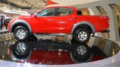 Mitsubishi Triton Exceed side at the Gaikindo Indonesia International Auto Show 2015 (GIIAS 2015)