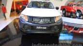 Mitsubishi Triton HD-X front Gaikindo Indonesia International Auto Show 2015 (GIIAS 2015)