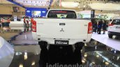 Mitsubishi Triton HD-X rear Gaikindo Indonesia International Auto Show 2015 (GIIAS 2015)