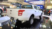 Mitsubishi Triton HD-X rear three quarter Gaikindo Indonesia International Auto Show 2015 (GIIAS 2015)