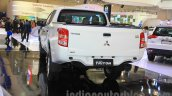 Mitsubishi Triton HD-X rear view Gaikindo Indonesia International Auto Show 2015 (GIIAS 2015)