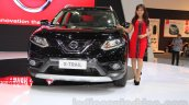 Nissan X-Trail front at the Indonesia International Motor Show 2015