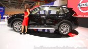 Nissan X-Trail side at the Indonesia International Motor Show 2015