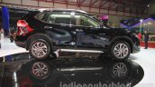 Nissan X-Trail side view at the Indonesia International Motor Show 2015