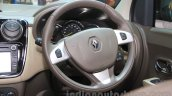 Renault Lodgy steering wheel at the 2015 Gaikindo Indonesia International Auto Show