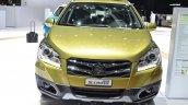 Suzuki SX4 S-Cross front at the Geneva Motor Show 2016