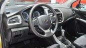 Suzuki SX4 S-Cross interior at the Geneva Motor Show 2016