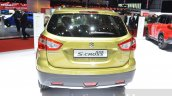 Suzuki SX4 S-Cross rear at the Geneva Motor Show 2016