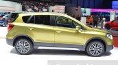 Suzuki SX4 S-Cross side at the Geneva Motor Show 2016