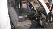 Tata Super Ace Del-V (closed cabin) cabin at the 2015 Gaikindo Indonesia International Auto Show (2015 GIIAS)