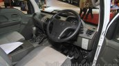 Tata Super Ace Del-V (closed cabin) interior at the 2015 Gaikindo Indonesia International Auto Show (2015 GIIAS)