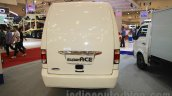 Tata Super Ace Del-V (closed cabin) rear at the 2015 Gaikindo Indonesia International Auto Show (2015 GIIAS)