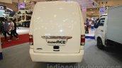Tata Super Ace Del-V (closed cabin) rear at the 2015 Gaikindo Indonesia International Auto Show (2015 GIIAS)