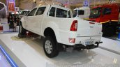 Tata Xenon XT 2.2 rear three quarter at the 2015 Gaikindo Indonesia International Auto Show