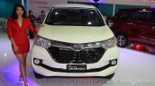 Toyota Grand New Avanza front at the 2015 IIMS