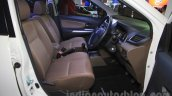 Toyota Grand New Avanza front cabin at the 2015 IIMS