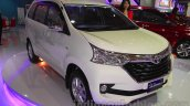 Toyota Grand New Avanza front quarter (1) at the 2015 IIMS