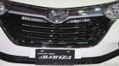 Toyota Grand New Avanza grille at the 2015 IIMS