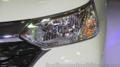 Toyota Grand New Avanza headlamps at the 2015 IIMS